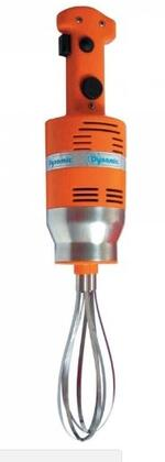 Dynamic FT005x Junior Whisk Non-detachable With 2000 RPM, Safety Switch, Variable Speed, in Orange