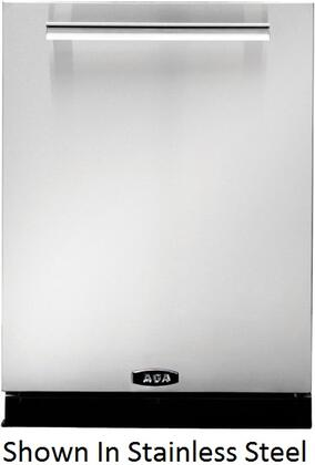 AGA APRODWBNIVY PRO Plus Series Built-In Fully Integrated Dishwasher with in Ivory