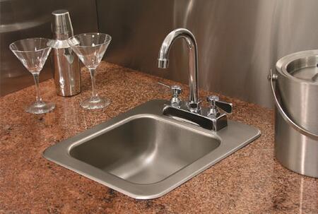 Aline SS113195RE Bar Sink