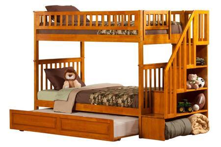 Atlantic Furniture AB56637  Twin Size Bunk Bed