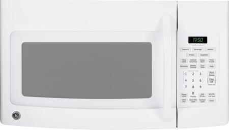 GE JVM1750DPWW 1.7 cu. ft. Capacity Over the Range Microwave Oven