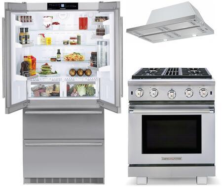 Liebherr 741659 Kitchen Appliance Packages