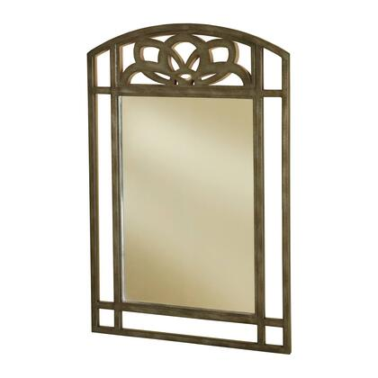 Hillsdale Furniture 5497886 Marsala Series Rectangle Portrait Wall Mirror