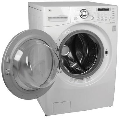 Lg Wm3987hw 27 Inch Washer Dryer Combo Appliances Connection