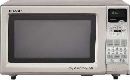 Sharp R820JS Countertop Microwave