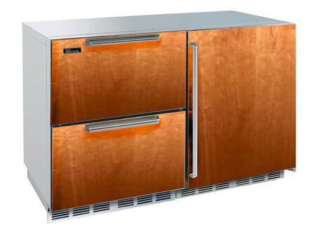 Perlick HP48RWS62RDNU Signature Series Counter Depth All Refrigerator with 12.3 cu. ft. Capacity