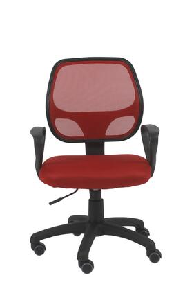 """Euro Style 02761RED 22.5""""  Office Chair"""