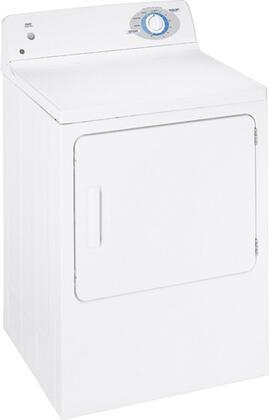 GE DVLR223GGWW  Gas Dryer, in White