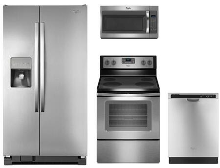 Whirlpool 767500 Kitchen Appliance Packages