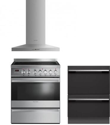 Fisher Paykel 718776 Kitchen Appliance Packages