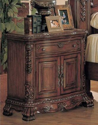 Yuan Tai KL6303N Kelsey Series Rectangular Wood Night Stand