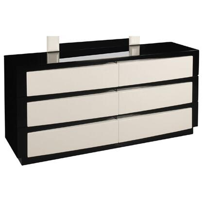 Global Furniture USA SILAD Sila Series  Dresser