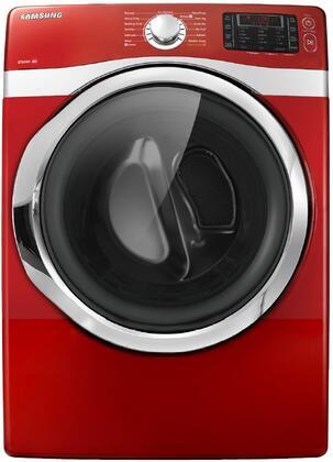 Samsung Appliance DV435ETGJRA  7.5 cu. ft. Electric Dryer, in Red