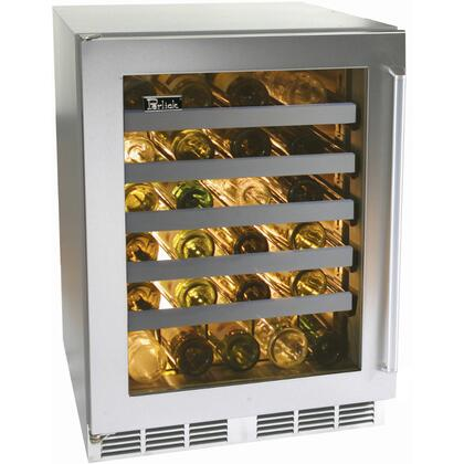 "Perlick HP24WO4RDNU 23.875"" Built-In Wine Cooler"