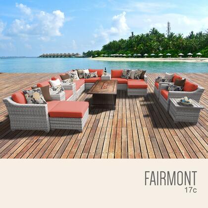 FAIRMONT 17c TANGERINE