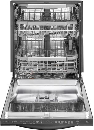 LG LDT7797BM 24 Inch Built In Fully Integrated Dishwasher