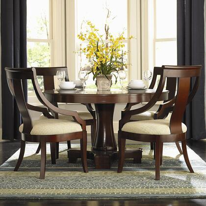 Coaster 101181SET5 Cresta Dining Room Sets