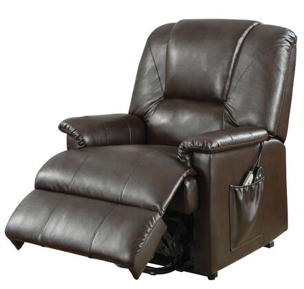 Acme Furniture 10652 Reseda Series Bycast Leather  Recliners