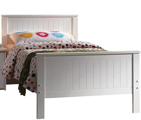 Acme Furniture 30020F Bungalow Series  Full Size Panel Bed