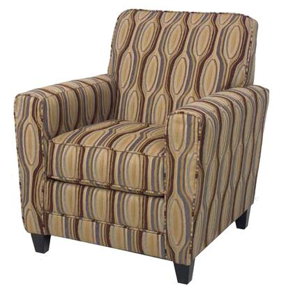 Jackson Furniture 72127 Armchair Fabric Wood/Steel Frame Accent Chair