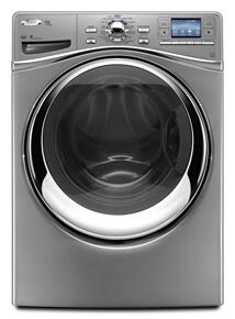 Whirlpool WFW97HEXL Duet Steam Series Front Load Washer