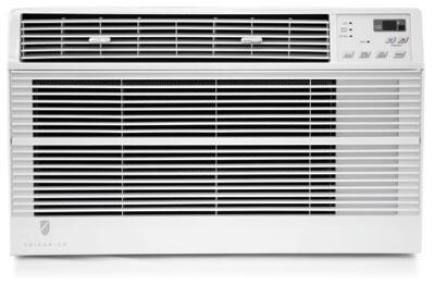 """Friedrich Uni-Fit USXD10B 24"""" Thru-The Wall Room Air Conditioner with 5-15P Plug Type, Energy Star, 9.8 EER and 6 ft. Power Cord in White"""