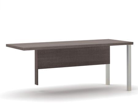 Bestar Furniture 120811 Pro-Linea Return table with metal legs