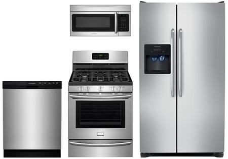 Frigidaire FG4PC30GFSSBSFCSSKIT2 Gallery Kitchen Appliance P