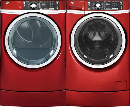 GE 720921 Washer and Dryer Combos