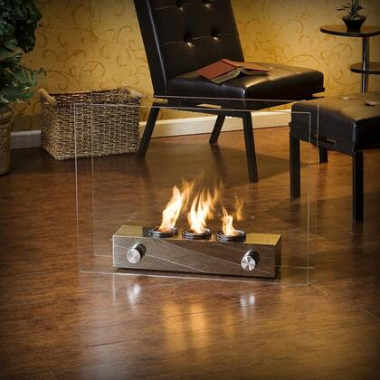 Holly & Martin 37130035524  Gel Fuel Fireplace