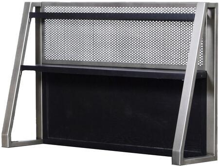 Samuel Lawrence 8942413 Graphite Series Desk with 1 Shelves