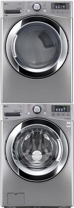 LG 706091 Washer and Dryer Combos