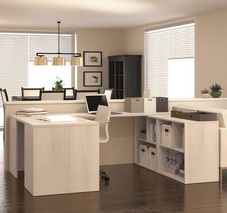 Bestar Furniture 150880 i3 by Bestar U-Shaped desk