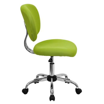 """Flash Furniture H2376FGNGG 23.5"""" Adjustable Contemporary Office Chair"""