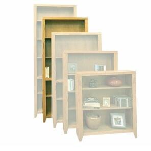 Legends Furniture CL6672GDO City Loft Series  Bookcase