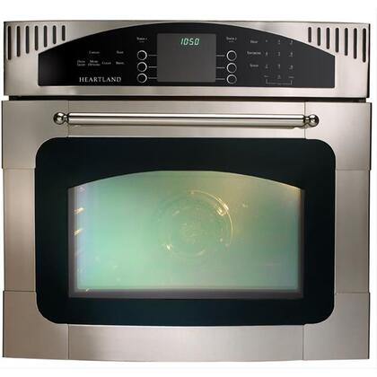 Heartland 9800CD00500 Single Wall Oven, in Blue