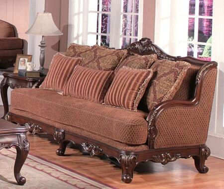 Meridian 615S  Fabric Sofa