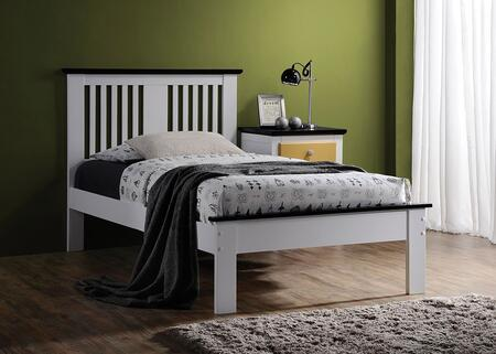 Acme Furniture 25455T2PC Brooklet Twin Bedroom Sets