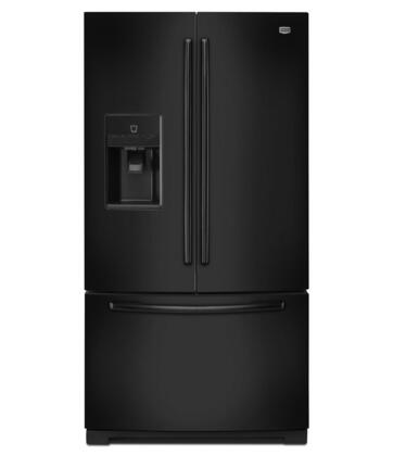 Maytag MFT2672AEB  French Door Refrigerator with 26.1 cu. ft. Capacity in Other