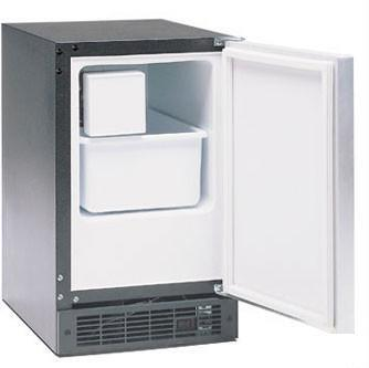 Marvel 15IMWWFR  Built In Ice Maker with 12 lb. Daily Ice Production, 15 lb. Ice Storage, in White