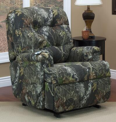 MedLift 5555MO Contemporary Fabric Wood Frame  Recliners