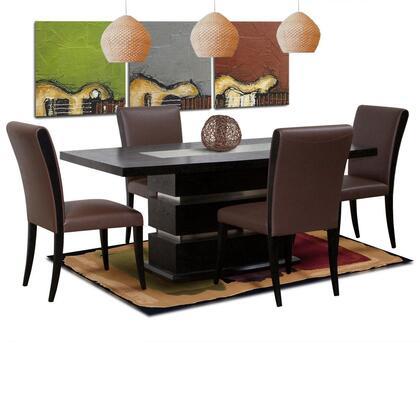 Diamond Sofa 0406990M5PC Cresta Dining Room Sets