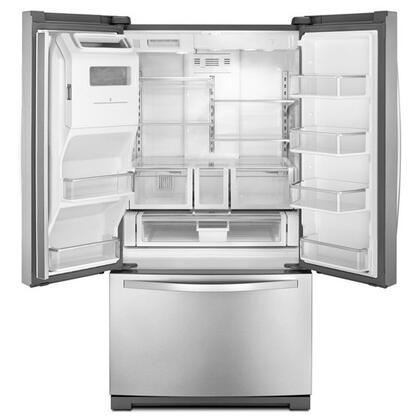 Whirlpool Gi6farxxy Gold Series French Door Refrigerator