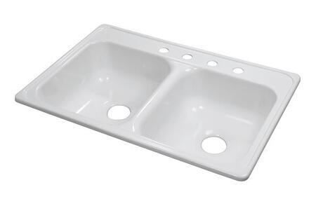 Lyons DKS01IDTB Kitchen Sink