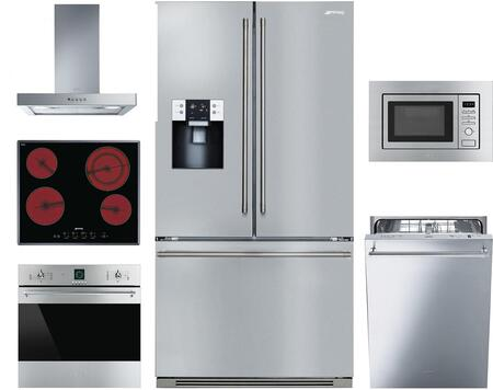 Smeg 798741 Kitchen Appliance Packages