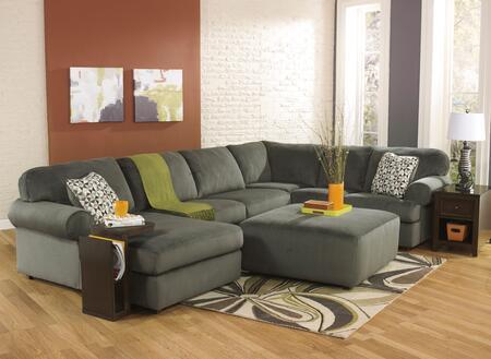 Milo Italia MI1604SECOT1PEWT Kianna Living Room Sets