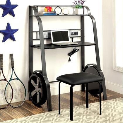 Furniture of America CM7946DK Gt Racer Series  Desk