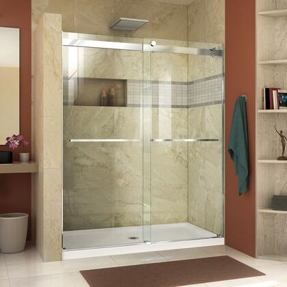 DreamLine Essence Shower Door RS46 60 01 B CenterDrain