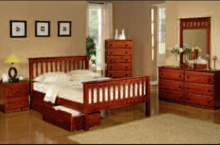 Donco 119FE  Full Size Platform Bed
