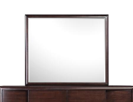 Magnussen B142840 Nova Series  Nightstand Mirror